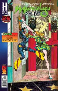 Murcielaga She-Bat #11 (2010)