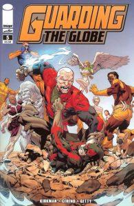 Guarding the Globe #5 (2010)