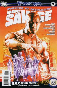 Doc Savage #9 (2010)