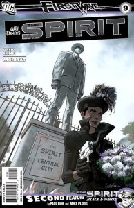 The Spirit #9 (2010)