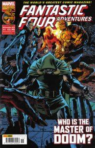 Fantastic Four Adventures #11 (2010)