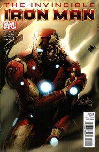 Invincible Iron Man #33 (2010)