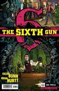 The Sixth Gun #7 (2010)