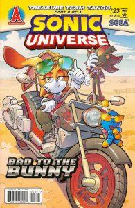 Sonic Universe #23 (2010)