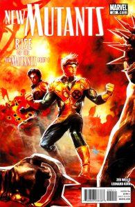 New Mutants #20 (2010)