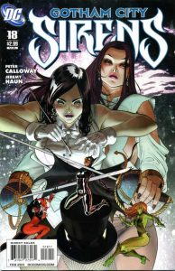 Gotham City Sirens #18 (2010)