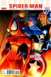 Ultimate Comics Spider-Man #151 (2010)