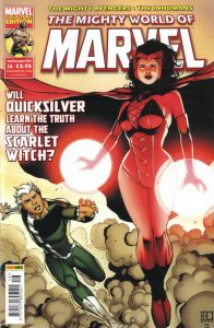 The Mighty World of Marvel #16 (2010)