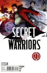 Secret Warriors #23 (2010)