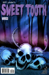 Sweet Tooth #16 (2010)