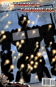 The Transformers #14 (2010)