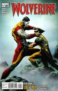 Wolverine #4 (2010)