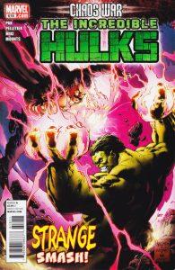 Incredible Hulks #619 (2010)