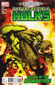 Incredible Hulks #618 (2010)