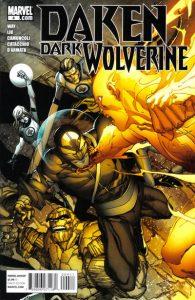 Daken: Dark Wolverine #4 (2010)