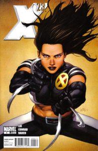 X-23 #4 (2010)