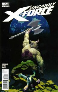 Uncanny X-Force #3 (2010)