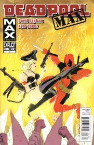 Deadpool Max #3 (2010)