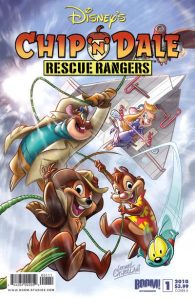 Chip 'n' Dale Rescue Rangers #1 (2010)