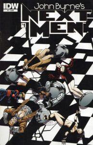 John Byrne's Next Men #1 (2010)