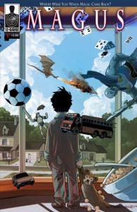 Magus #1 (2010)