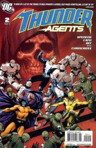 T.H.U.N.D.E.R. Agents #2 (2010)