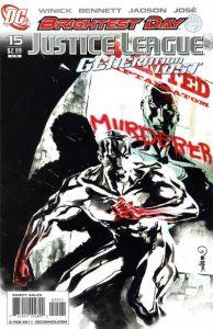 Justice League: Generation Lost #15 (2010)