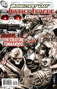 Justice League: Generation Lost #16 (2010)