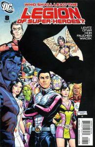 Legion of Super-Heroes #8 (2010)