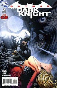 Batman: The Dark Knight #2 (2010)