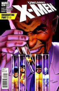 The Uncanny X-Men #531 (2010)