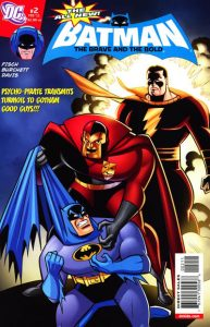 The All-New Batman: The Brave and the Bold #2 (2010)