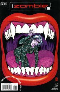 I, Zombie [iZombie] #8 (2010)