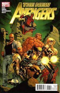 New Avengers #7 (2010)