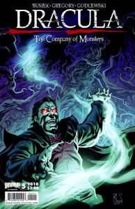 Dracula: The Company of Monsters #5 (2010)
