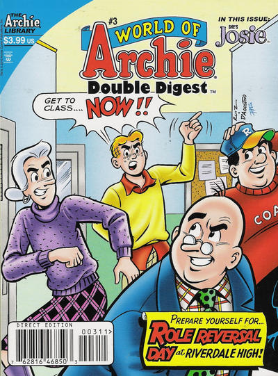 World of Archie Double Digest #3 (2010)