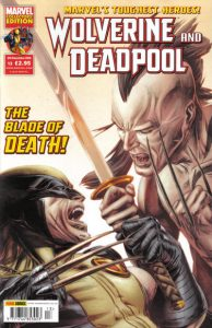 Wolverine and Deadpool #13 (2010)