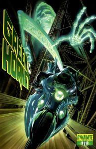 Green Hornet #11 (2010)