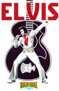 Rock and Roll Comics: The Elvis Presley Experience #[nn] (2010)