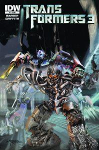 Transformers: Foundation #1 (2010)