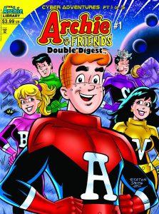 Archie & Friends Double Digest Magazine #1 (2010)