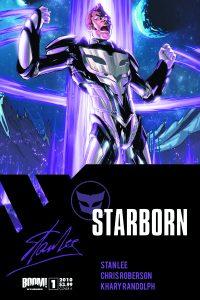 Starborn #1 (2010)