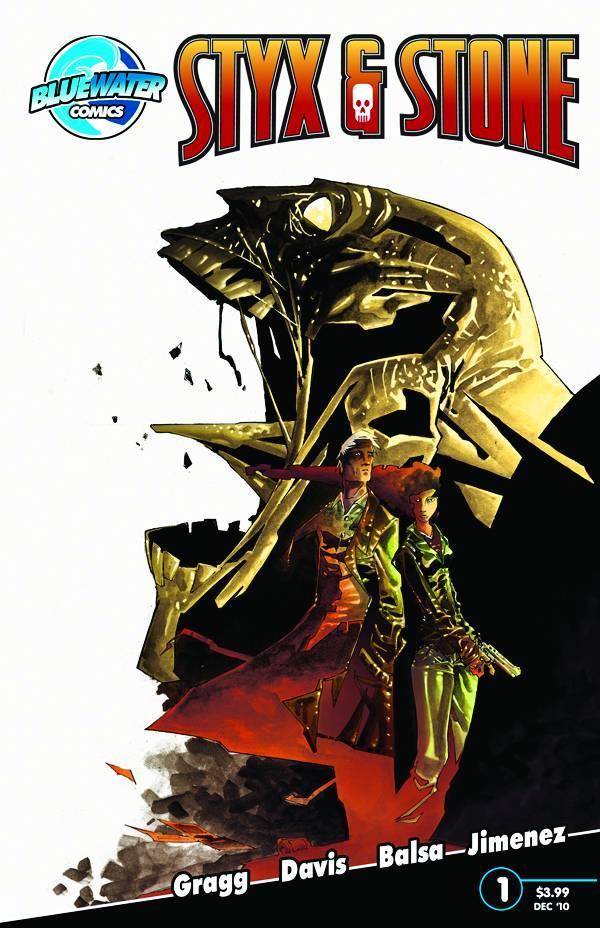 Styx & Stone #1 (2010)