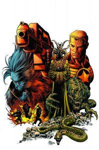 Secret Avengers #8 (2010)