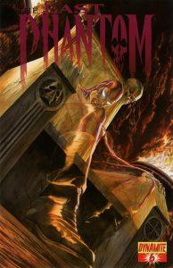 The Last Phantom #6 (2011)