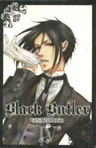 Black Butler #4 (2011)