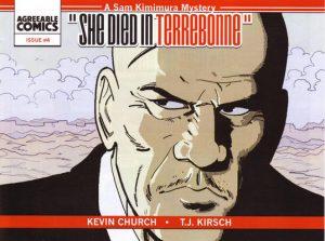 She Died in Terrebonne: A Sam Kimimura Mystery #4 (2011)