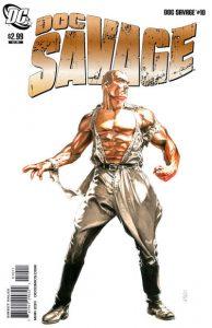 Doc Savage #10 (2011)