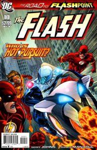 The Flash #10 (2011)