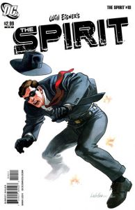 The Spirit #10 (2011)
